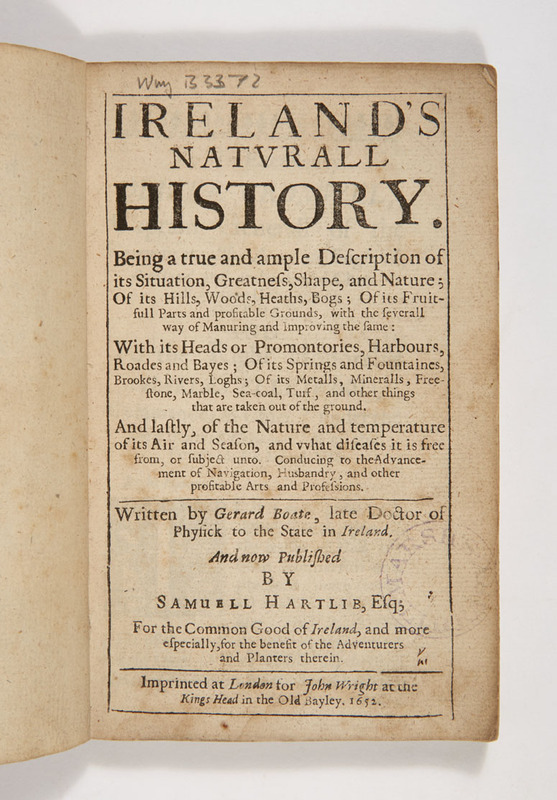 Title page with a description of the book's contents