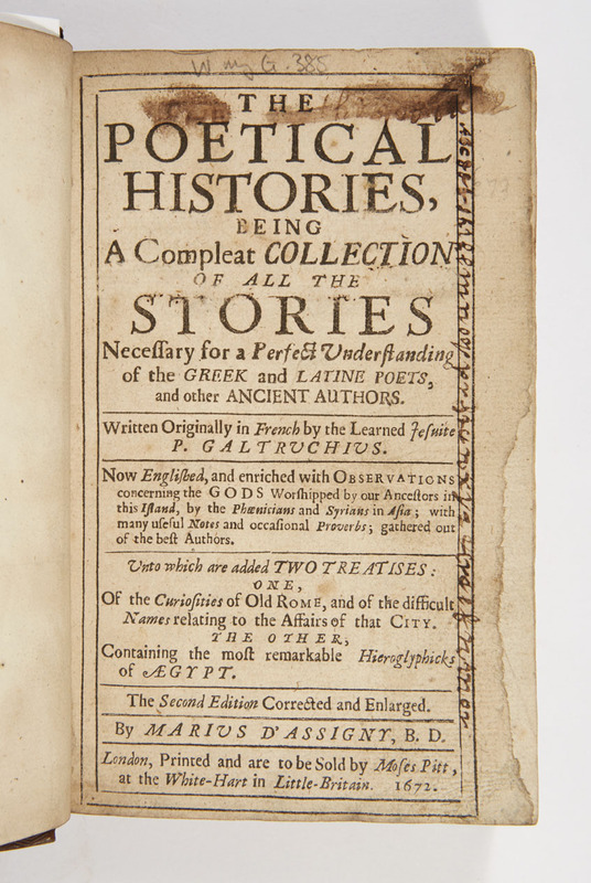 Title page of the second  English edition