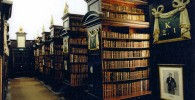 Marsh's Library, built in 1701 by Archbishop Narcissus Marsh (1638-1713), was the first public library in Ireland.