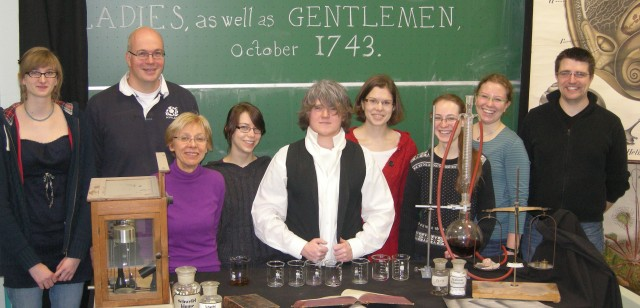 Second-Level Students! Recreate some ancient chemistry experiments and win €500 for your school
