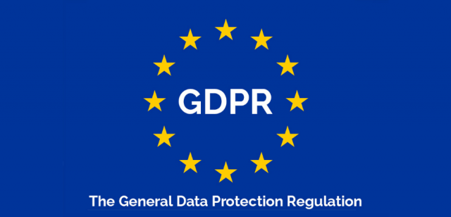 On 25 May 2018, new protection for personal data came into effect.