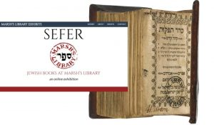 Sefer: online exhibition of Jewish Books